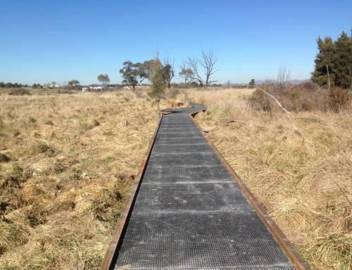 FRP Mini Mesh – Jerrabomberra Wetlands