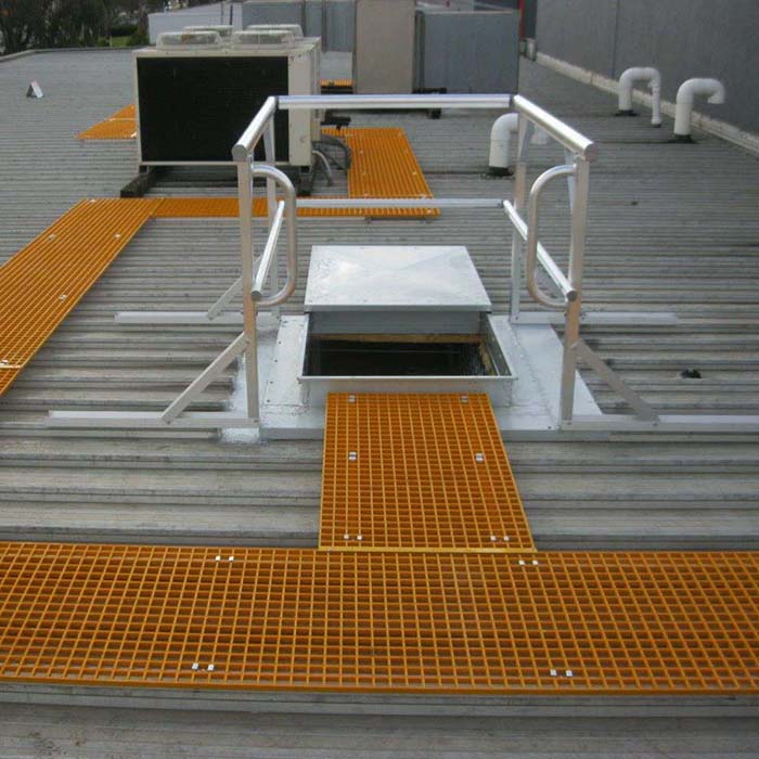 Grating FRP Australia   RFP Roof Access System   Grating FRP Australia